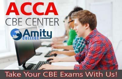Acca Cbe Exam Center Amity College Wimbledon