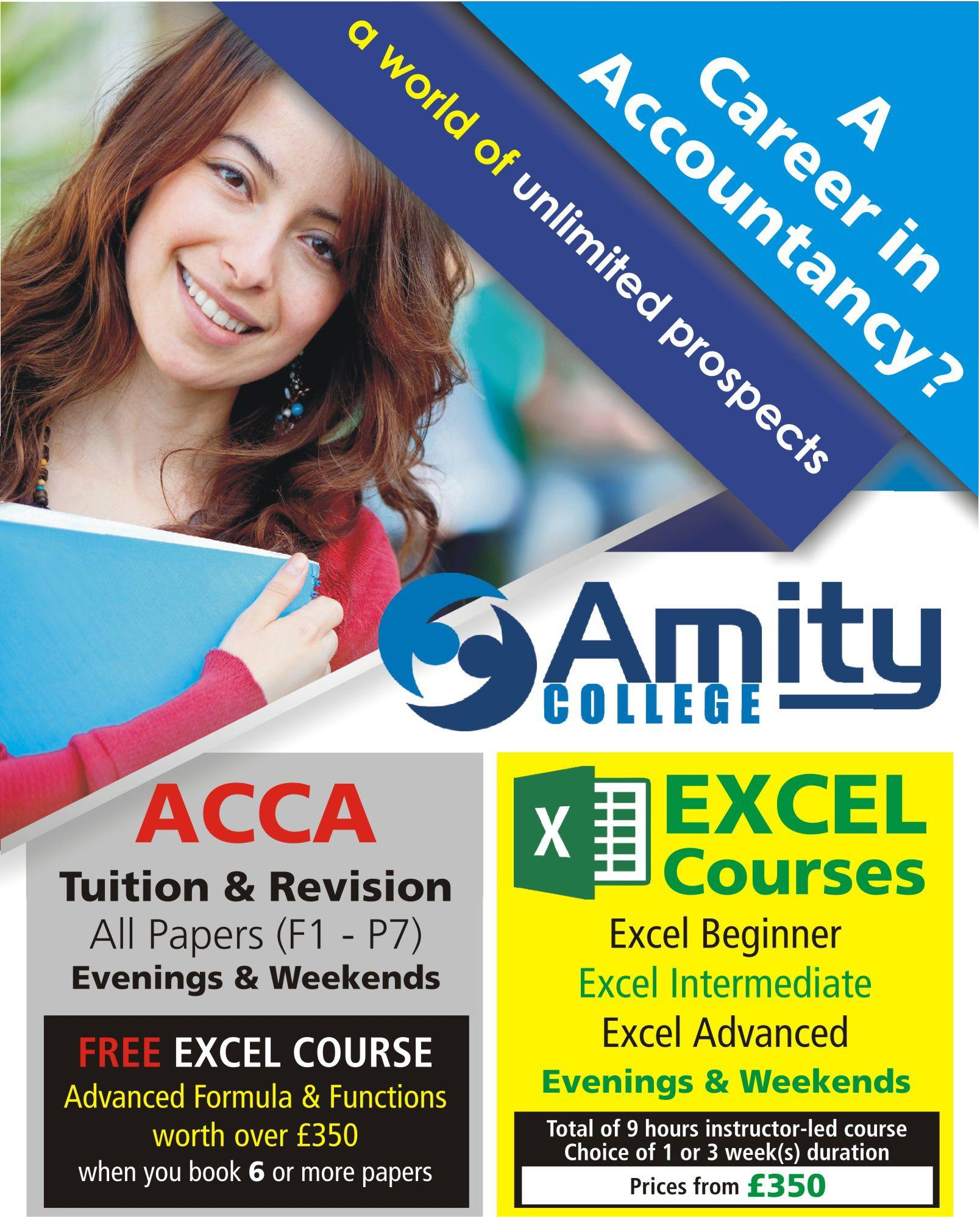 Facebook Acca Excel Courses