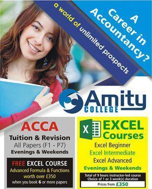 ACCA & Excel Courses