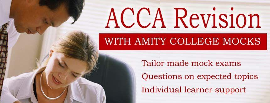 Acca Revision